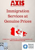 Immigration -Genuine Prices-Open evening and weekends