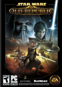 Star Wars: The Old Republic PC Game Standard Edition by EA