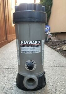 Hayward In Line Chemical Feeder for Pool/Spa