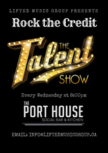 Weekly Talent Showcase at The Port House (Wednesdays)