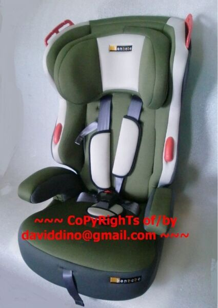 ~~~ALMosT LiTeWeighT NeW  BonBeBe   Child  Car SaFeTy Seat $98 ~~~