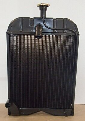 8N8005 New Ford Tractor 2N 8N 9N Radiator with Cap 1 Year Warranty on Rummage