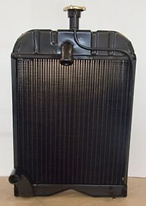 8N8005 New Ford Tractor 2N 8N 9N Radiator