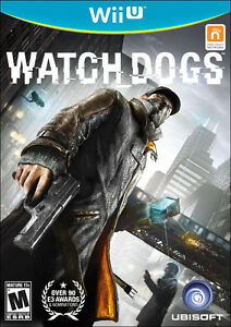 Watch Dogs for Wii U & World of Nintendo Figures