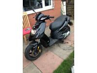 Piaggio typhoon 125 not Gilera runner, Yamaha,