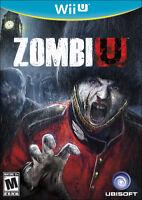 Splinter's Cell Blacklist and Zombie U 10$ each