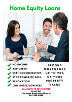 Home Equity Loans / Private Mortgages