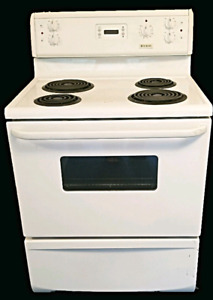 """Full size electric stove, Frigidaire , 30""""wide, for sale"""