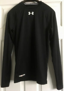 UNDER ARMOUR HEAT GEAR LONG-SLEEVED COMPRESSION SHIRT - New