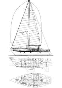 Wanted  Cooper 416 Yacht