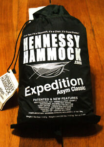 Hennessy Hammock Expedition Classic single person bivy sac