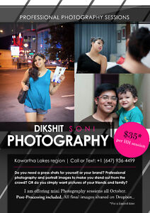 Professional Photography Sessions (includes Post Processing) Peterborough Peterborough Area image 1