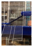Cages neuves pour furet, chinchilla,lapin,cochon d'Inde,rat