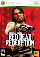 Red Dead Redemption for Xbox360