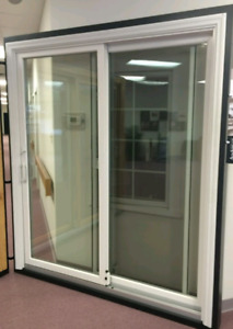 2 Anderson Patio Doors Gliding Insect Screens,  New