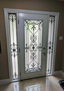 DOOR GLASS INSERTS OVER 50+ DESIGNS TO CHOOSE FROM