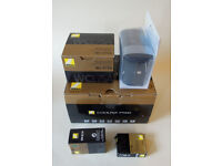 Nikon Coolpix P7000 Compact Camera with Nikon WC-E75a Wide Angle Adapter.Boxed.As new !