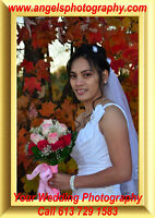 AFFORDABLE D J+PHOTOGRAPHER+FLOWERS+CAKE SAVE$$ at 613 729 1583