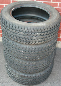 4 Champion GT-60 195 / 60 / 15 Tires