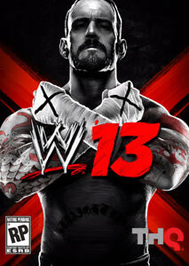 WWE 13 PS3 OR XBOX 360
