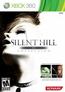 Looking For / Achat Silent Hill HD Collection Xbox 360