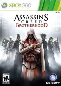 Assassin's Creed: Brotherhood - Xbox 360