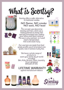 Scentsy items !