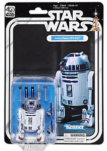Star Wars 40th anniversary R2D2 & Han Solo