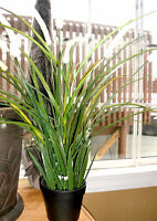 Home decor - Artificial plant (20 inches tall)