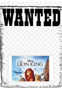Wanting to buy The Lion King DVD