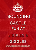 Jiggles & Giggles Bdays - Free Pizza with Package!