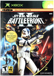 Original Xbox Star Wars Battlefront II