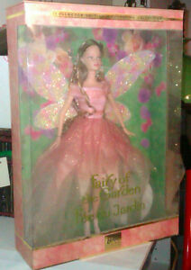 FAIRY OF THE GARDEN BARBIE COLLECTOR EDITION *NEW* MATTEL