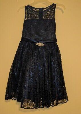 GOOD GIRL USA Flower Girl Dress / First Communion Dress. Size 8 - Communion Dresses Usa