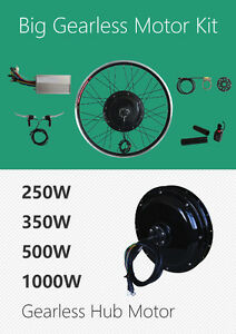 1000wEbike kit with samsung or Panasonic lithium battery