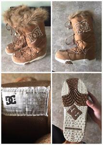 Womans Size 10 DC Winter Boots
