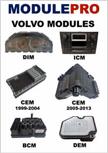 REPAIR AND REBUILD SERVICE FOR ALL VOLVO ELECTRONIC MODULES