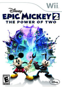 New Wii Game Epic Mickey 2