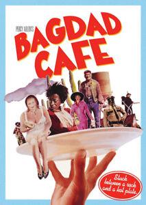 BAGDAD CAFÉ. DVD. Percy Adlon, Marianne Sagebrecht.
