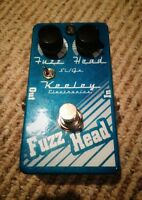 Keeley Fuzz Head - New / Mint