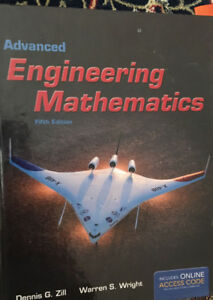 Frist and second year engineering textbooks