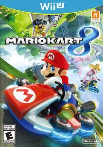 Mario Kart 8 Wii U - Like New