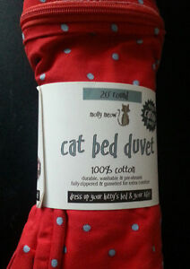 Cat / Dog Bed Duvet