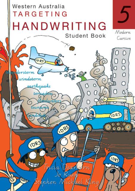 Targeting Handwriting WA Year 5 Student Book