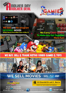 Video games 4 sale