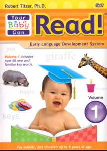 Your Baby Can Read by Robert Titzer Phd.