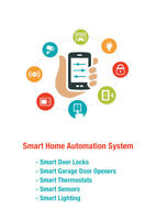 Smart home automation. Smarthome devices installation.