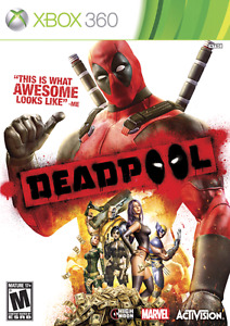Looking for deadpool for xbox 360