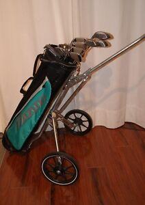 Ensemble de golf (2) homme et dame