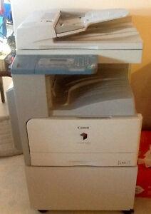 CANON PHOTOCOPIER with paper
